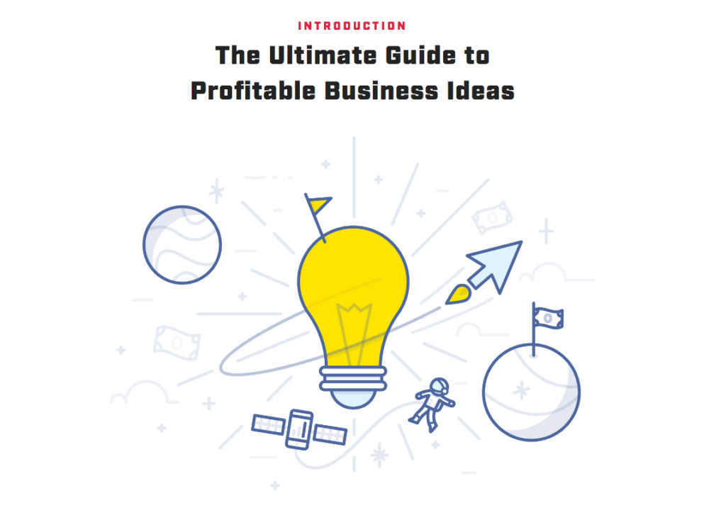 Ultimate Guide to Profitable Business Ideas
